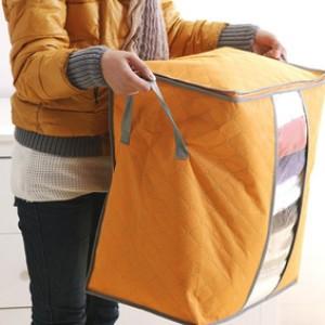 Foto Produk SALE ! Storage Bag Tinggi / Organizer Baju Tegak murah berkualitas dari gamaneca20