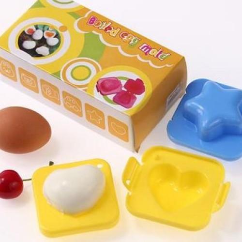 Foto Produk SALE ! Cetakan Telur / Egg Mold (Star & Love) murah berkualitas dari gamaneca20