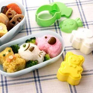 Foto Produk SALE ! Cetakan Nasi Bento Animal (Rice Mold) murah berkualitas dari gamaneca20