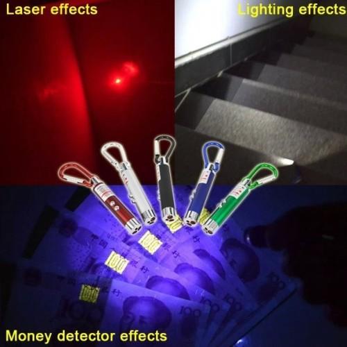 Foto Produk SALE ! Senter Laser 3in1 UV (money detector) + Gantungan murah dari gamaneca20