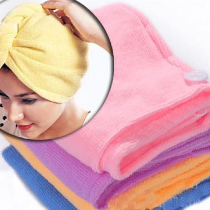 Foto Produk SALE ! Magic Towel Hair Wrap / Handuk Keramas murah berkualitas dari gamaneca20