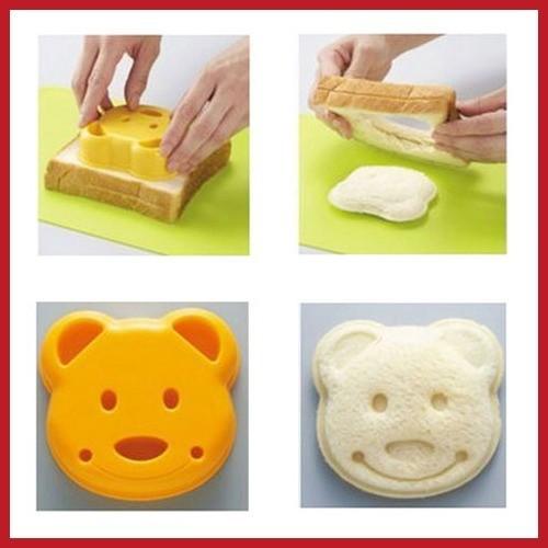 Foto Produk SALE ! Sandwich Mold Bear / Cetakan Roti Beruang murah berkualitas dari gamaneca20