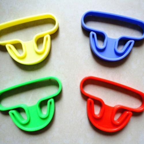Foto Produk SALE ! Shopping Bag Hanger Pegangan Kantong Belanja murah dari gamaneca20