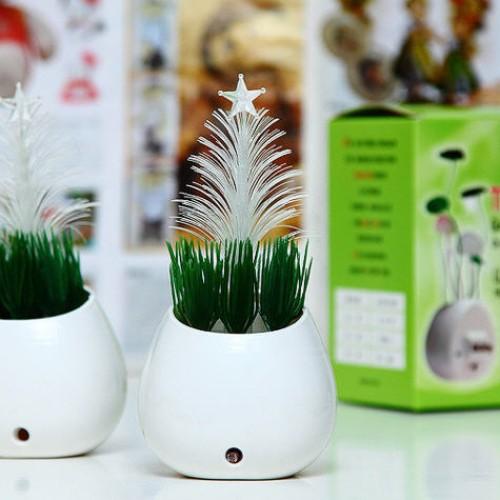 Foto Produk SALE ! LED 7 Warna Natal Cemara dgn Sensor murah berkualitas dari gamaneca20