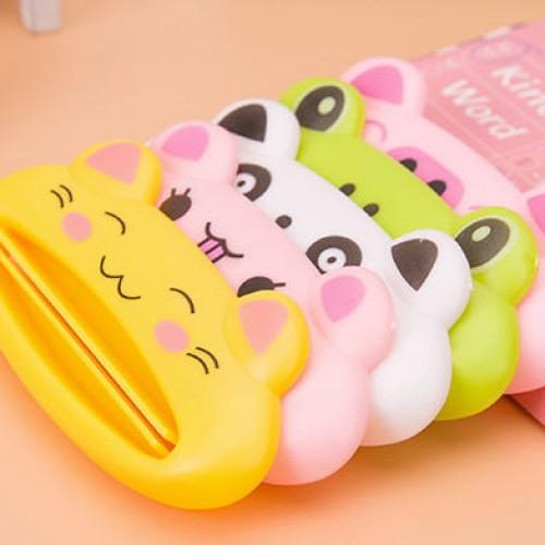 Foto Produk SALE ! Alat Pencet Penjepit Odol Karakter Lucu Dispenser Toothpaste dari gamaneca20