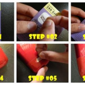 Foto Produk SALE ! Stiker Logam Anti Radiasi Elektromagnetik murah berkualitas dari gamaneca20