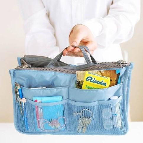 Foto Produk SALE ! Korean Bag Dual Zipper / Tas Korea Double Resleting murah dari gamaneca20