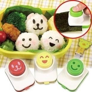 Foto Produk SALE ! Seaweed Nori Puncher Decorating Tools / Cetakan Bento Sayuran dari gamaneca20
