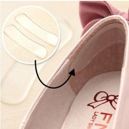 Foto Produk SALE ! Pelindung Tumit Anti Lecet Silicone Shoes Gel Pad High Heels dari gamaneca20