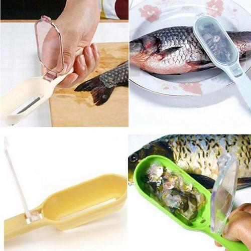 Foto Produk SALE ! Alat Pembersih Sisik Ikan murah berkualitas dari gamaneca20