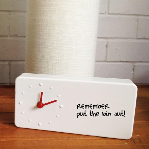 Foto Produk SALE ! Memo Clock DIY Creative murah berkualitas dari gamaneca20