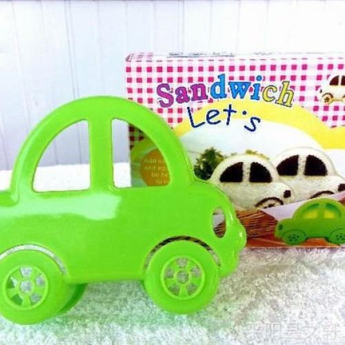 Foto Produk SALE ! Sandwich Mold CAR DIY / Cetakan Roti Mobil murah berkualitas dari gamaneca20