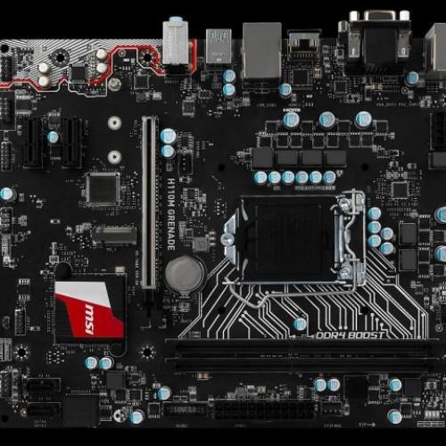 Foto Produk MSI H110M GRENADE dari H454N Comp