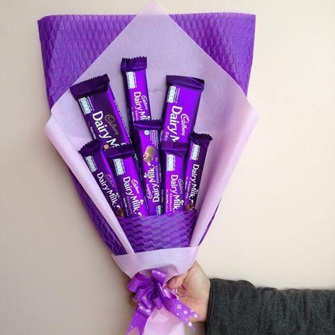 Foto Produk Buket Coklat - Hadiah Wisuda dari Flowpy Florist