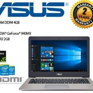 Foto Produk Asus k401uq ultra slim i5/ 4gb/1tb/nvidia gt940 new resmi dari Vegas-Auto