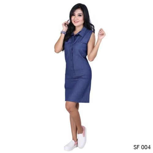 Foto Produk Dress Catenzo SF 004 dari Abhinava