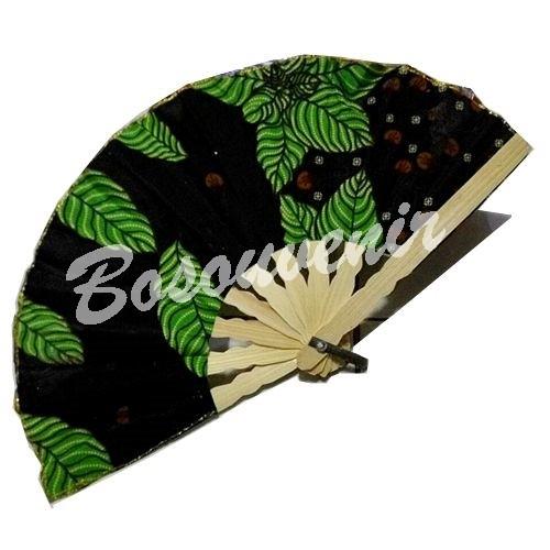 Foto Produk Souvenir: Kipas Batik ukuran Sedang dari Souvenir Pernikahan 2