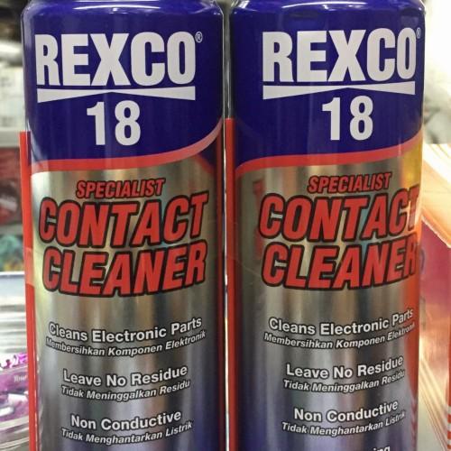 Foto Produk Rexco 18 Contact Cleaner 500 ML dari Makmur Abadi Sejahtera
