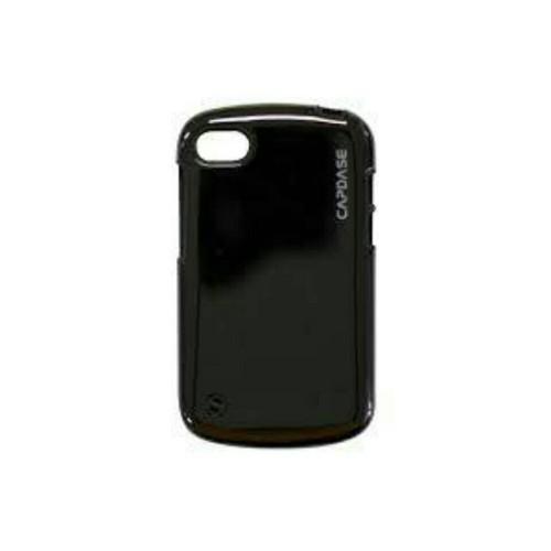 Foto Produk CAPDASE POLIMOR JACKET BLACKBERRY Q10 - BLACK (FREE SCREEN GUARD) dari Ichty Case