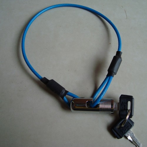 Foto Produk Kunci helm warna INF serbaguna dari Kim Motor