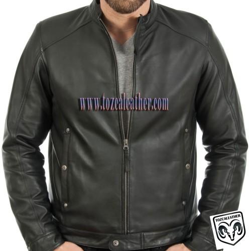 Foto Produk jaket kulit terbaru jp615 dari alphaleather