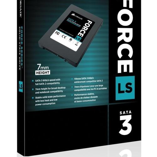 Foto Produk Corsair SSD 120GB CSSD-F120GBLSB Force Series LS SATA 3 dari adishashop