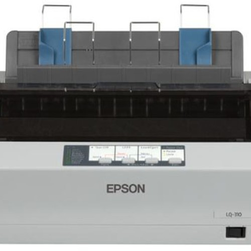 Foto Produk Printer Dot Matrix EPSON LQ-310 USB Serial Parallel dari Barcode Computer