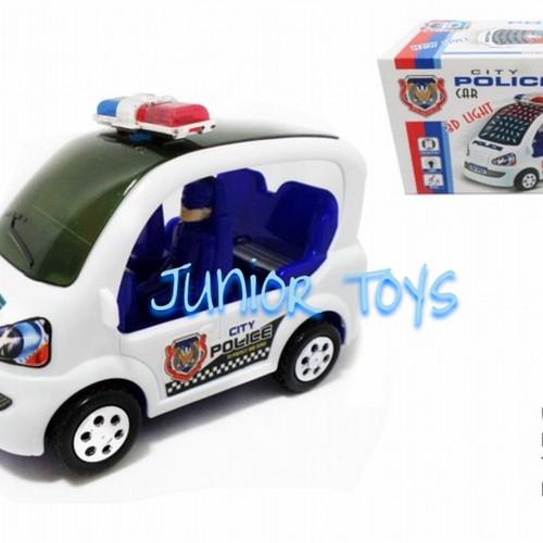 Foto Produk Mainan Mobil Baterai Polisi 3D Lights and Sound dari ANIS TOYS SHOP
