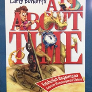 Foto Produk Larry Burkett - All About Time dari CV Pionir Jaya