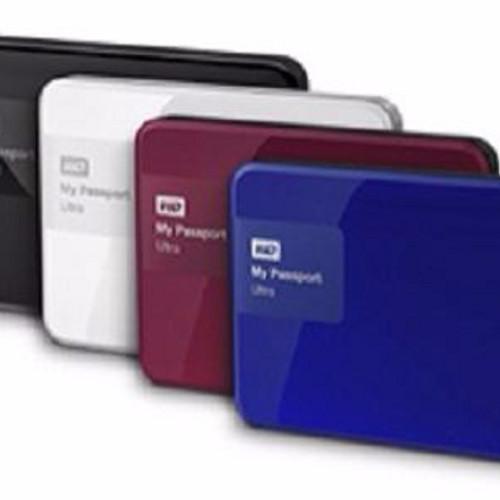 Foto Produk Eksternal Hardisk WD My Passport Ultra 3 Tb USB 3.0 External HDD dari SSD Comp
