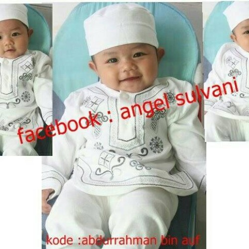 Foto Produk jual koko baju muslim bayi dari hanayashop