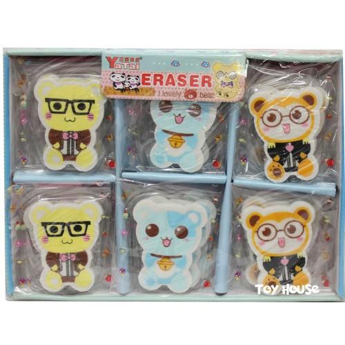 Foto Produk Penghapus Beruang / Eraser Bear dari toy house