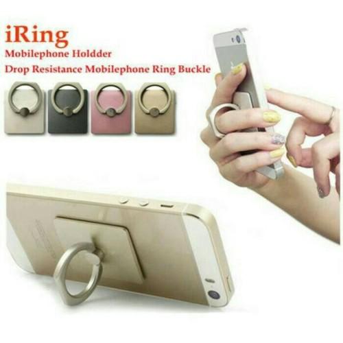 Foto Produk iring stand holder - Ring Stent Holder Handphone Cincin HP Mobile Car dari paffie shop