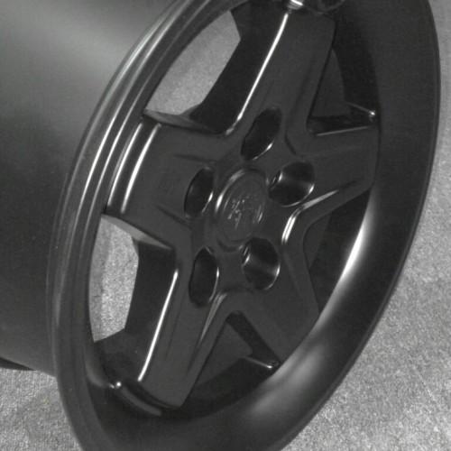 Foto Produk Pintler Black Wheels AEV For Jeep, Dodge, Grand Cherokee dari PIONIR JEEP