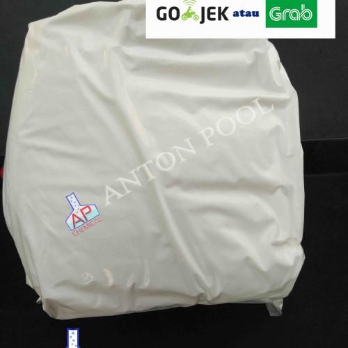Foto Produk Kaporit bubuk 90% / Chlorine bubuk 90% (pack 1 kg) Gojek / Grab Only dari Anton Pool
