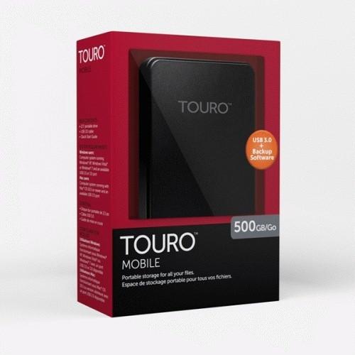 Foto Produk Hitachi Touro 500GB USB 3.0 dari ddanishop