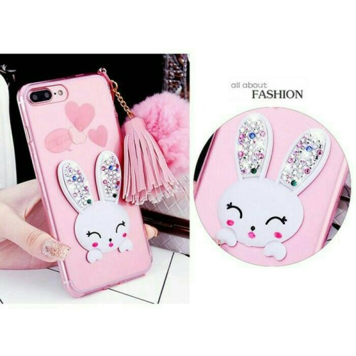 Foto Produk Softcase OPPO F1 Plus Girly Diamond Cute dari serba gadget