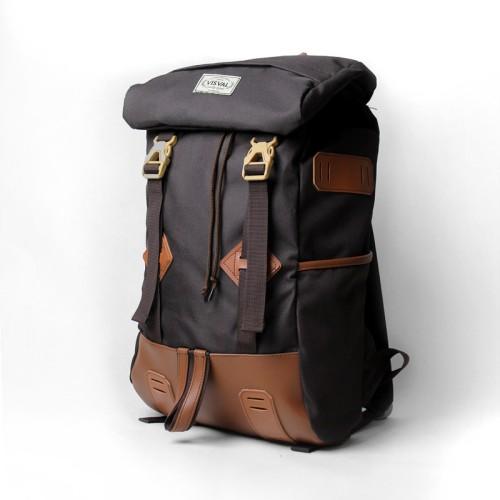 Foto Produk Visval Raga Brown Series / Tas Laptop Backpack dari BAGGEN