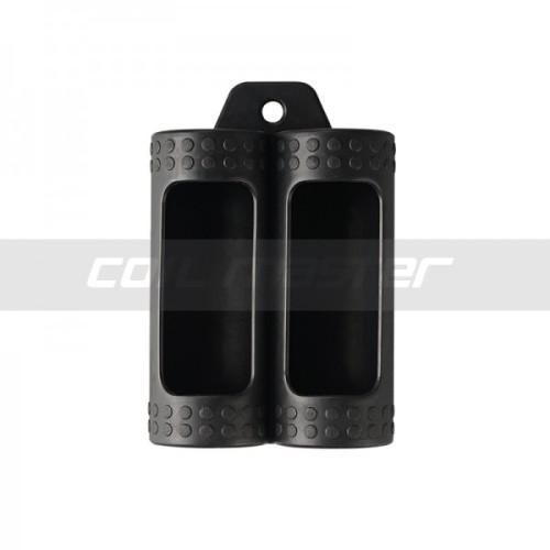 Foto Produk Authentic Coil Master 2 Slot 26650 Silicone Battery Case Vape Vapor dari VapeOi