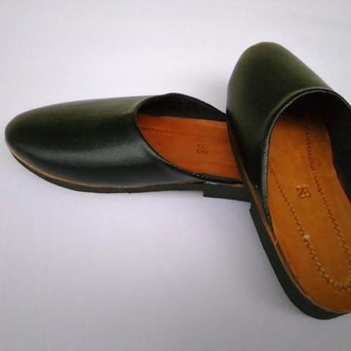 Foto Produk Sandal Selop Perlengkapan Baju Adat Tradisional Jawa - Hitam, 36 dari Fosasie_shop