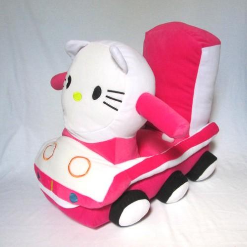 Foto Produk Sofa kereta hello kitty. Pengganti odong-odong di rumah dari Jaktop