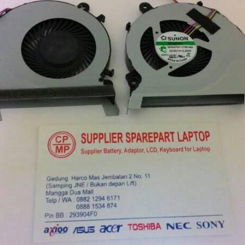 Foto Produk fan asus a455 a455l a555l k455 k555 x455ld x455cc x555 dari doktersparepart