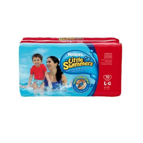 Foto Produk Huggies Little Swimmers Size L Swim Diaper Popok Renang dari Baby Ananta