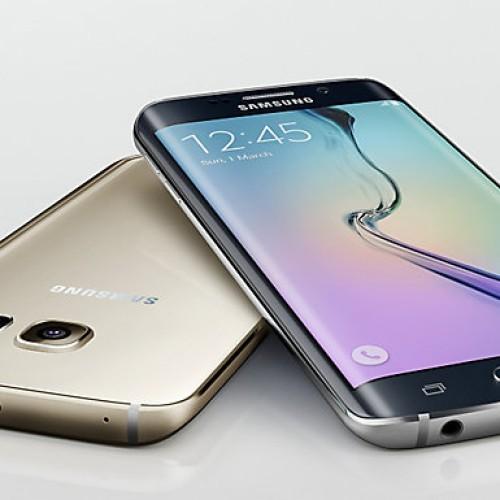 Foto Produk Samsung Galaxy S6 edge dari Lovely Mart