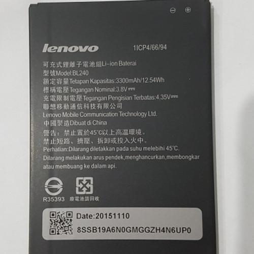 Foto Produk Original Lenovo Battery BL240 dari My Styl3