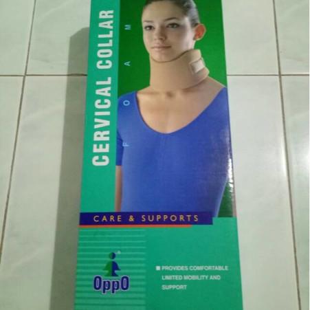 Foto Produk cervical collar penyangga leher lembut oppo 4091 dari SM Laborta