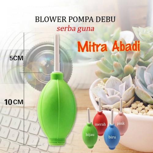 Foto Produk Blower Pompa Debu/Angin/Air Dust Pump 150 ML Karet/Rubber Material dari Toko Mitra Abadi