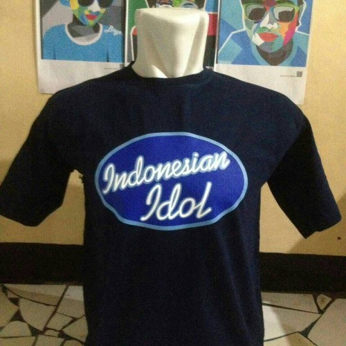 Foto Produk kaos/t shirt/baju INDONESIAN IDOL dari Ba'alawi 13