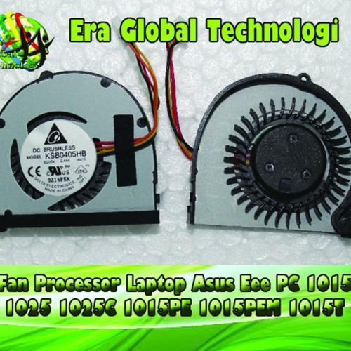 Foto Produk Fan Processor/Kipas Asus Eee PC 1015 1025 1025C 1015PE 1015PEM 1015T dari ERA GLOBAL TECHNOLOGY