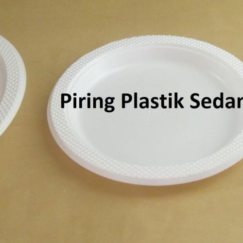 Foto Produk Piring plastik besar BSM (50pcs) dari Mandiri Plastik